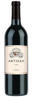 Artisan Winery Merlot 2012 750ml - Case...